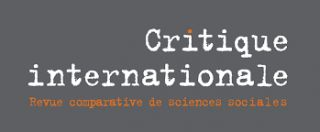 Critique internationale. Revue comparative de sciences sociales nº 87