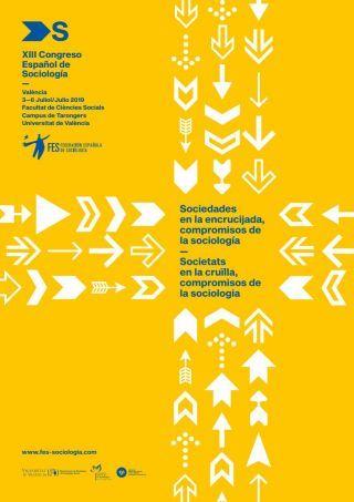 XIII Congreso Español de Sociología ¡Call for papers hasta el 15 de noviembre!