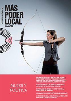 Nuevo número de la Revista Digital de Comunicación Política local y regional de España y Latinoamérica, MÁS PODER LOCAL