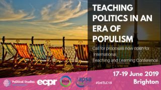 International Teaching and Learning Conference 17-19 June 2019 Brighton - Call for Papers