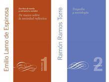 Presentación de los dos primeros títulos de la nueva colección TRAYECTORIAS