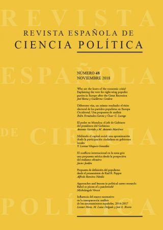 ¡DISPONIBLE YA EL Nº 48 (NOVIEMBRE DE 2018) DE LA RECP!