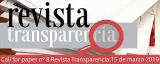 Call for papers nº 8 Revista Española de la Transparencia