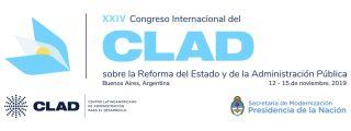 XXIV Congreso Internacional del CLAD sobre la Reforma del Estado y de la Administración Pública. Buenos Aires, Argentina, del 12 al 15 de noviembre de 2019