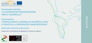 """Coloquio """"Fortaleciendo la Agenda de Desarrollo 2030 a través de la Cooperación Transfronteriza"""""""