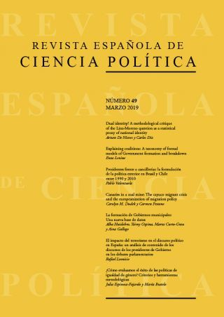 ¡DISPONIBLE YA EL Nº 49 (MARZO DE 2019) DE LA RECP! - NOW AVAILABLE RECP, ISSUE 49 (MARCH 2019)!