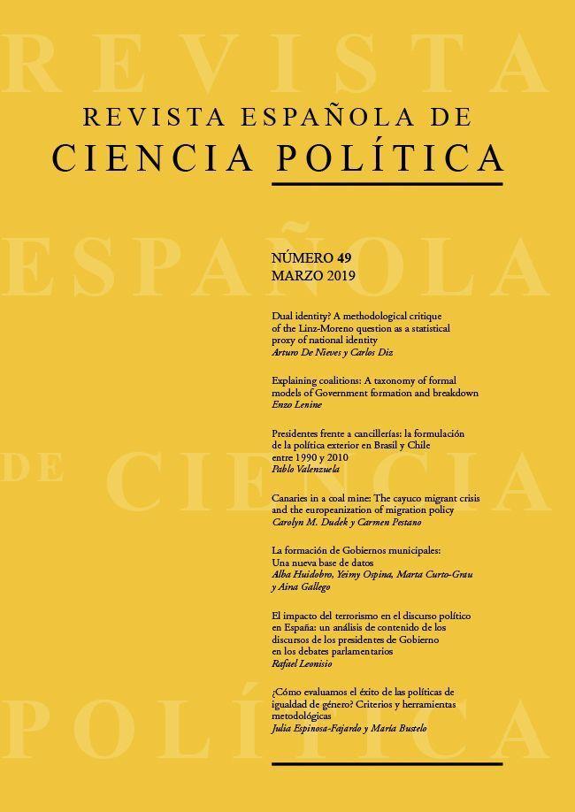 ¡DISPONIBLE YA EL Nº 49 (MARZO DE 2019) DE LA RECP! - NOW AVAILABLE RECP, ISSUE 49 (MARCH 2019)!