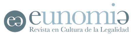 Disponible el nº17 de la revista Eunomía. Revista en Cultura de la Legalidad
