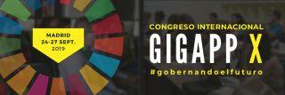 X Congreso GIGAPP - 24 y 27 de septiembre