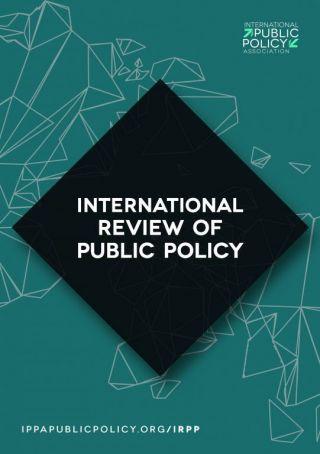 International Review of Public Policy (IRPP) - Nueva Revista de Políticas Públicas