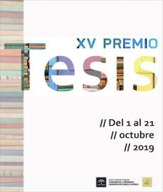 Nueva edición del Premio Tesis Doctoral - Centro de Estudios Andaluces