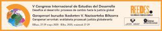 Plazo ampliado - V Congreso Internacional de Estudios del Desarrollo: llamada a resúmenes