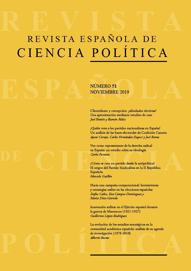 ¡DISPONIBLE YA EL Nº 51 (NOVIEMBRE DE 2019) DE LA RECP! - NOW AVAILABLE RECP, ISSUE 51 (NOVEMBER 2019)!