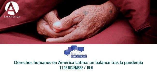 Fundación Carolina: Diálogos con América Latina - 16 Dic.