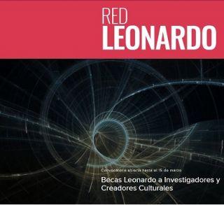 Becas Leonardo a Investigadores y Creadores Culturales 2020