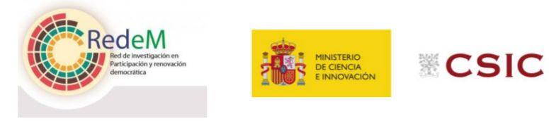 Seminario de doctorado sobre Participación Política -  Universitat Autònoma de Barcelona, 15 - 16 de junio
