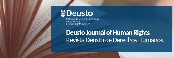 Deusto Journal of Human Rights nº6 / Revista Deusto de Derechos Humanos nº 4