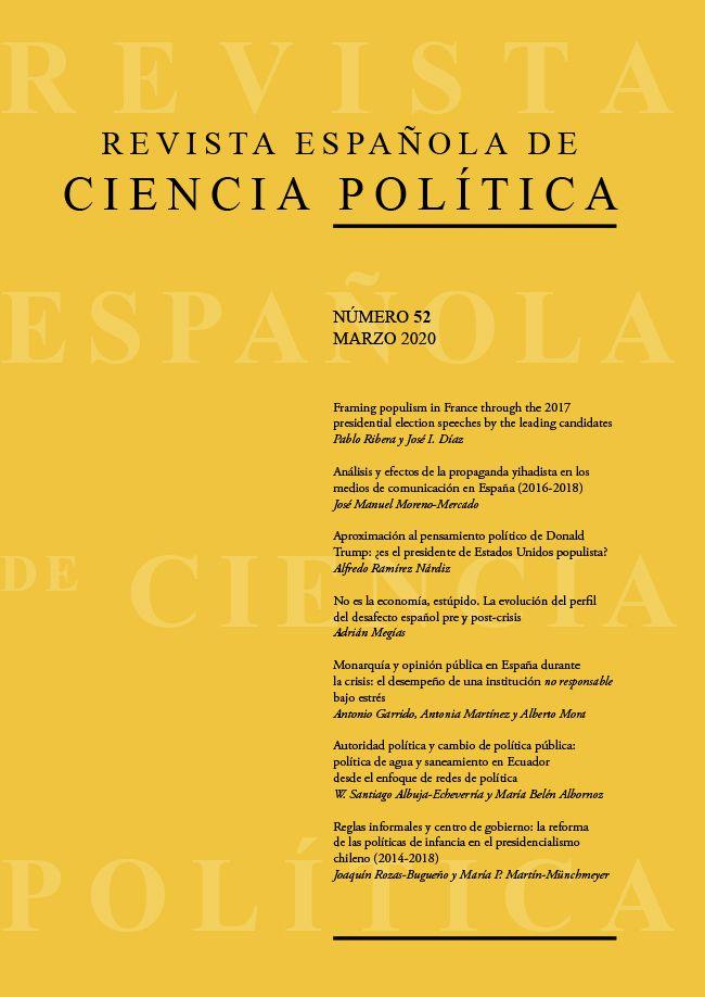 ¡DISPONIBLE YA EL Nº 52 (MARZO DE 2020) DE LA RECP! / NOW AVAILABLE RECP, ISSUE 52 (MARCH 2020)!