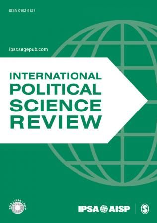 Call for Proposals for IPSR Special issue 2021