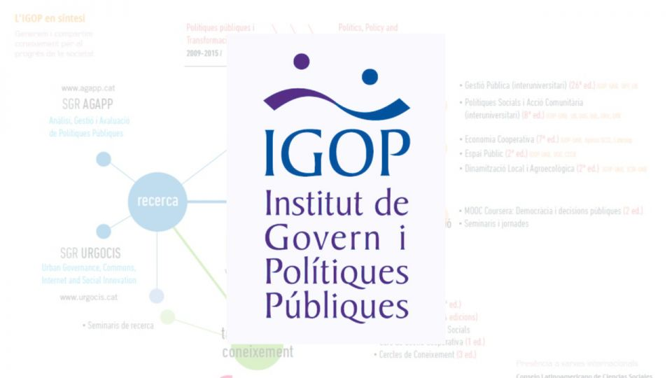Newsletter Corporatiu de l'IGOP #152
