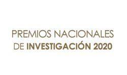 PREMIOS NACIONALES INVESTIGACIÓN 2020