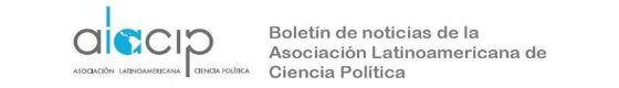 XI Congreso Latinoamericano de Ciencia Política - POSTERGADO 2022