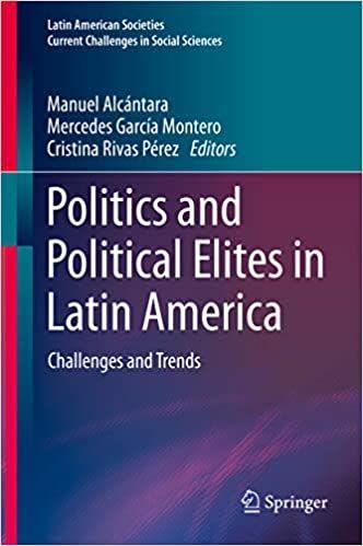 """Nueva publicación: """"Politics and Political Elites in Latin America"""""""