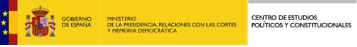 Convocatoria CEPC de los premios para los dos mejores Trabajos Fin de Máster 2019-2020