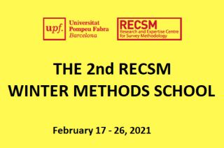 RECSM Winter Methods School 2021