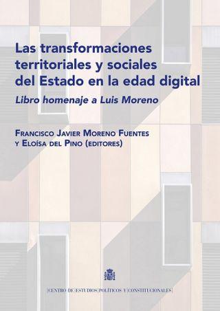 """Presentación del libro homenaje a Luis Moreno: """"Las transformaciones territoriales y sociales del Estado en la edad digital"""""""