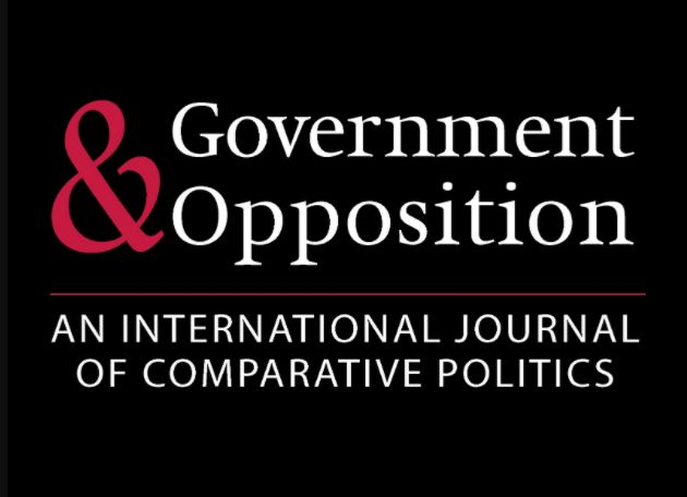 Call for papers Government and Opposition - Special Issue Proposal