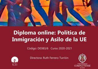 Diploma Online: Política de Inmigración y Asilo de la UE - UCM