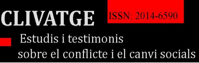 Call for papers - Revista Clivatge nº9