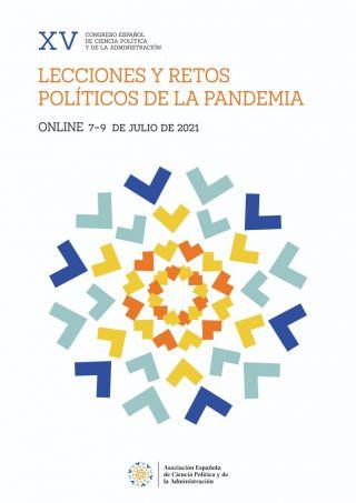 Convocatoria de Grupos de Trabajo para el XV Congreso AECPA, en formato on-line del 7 al 9 de julio de 2021