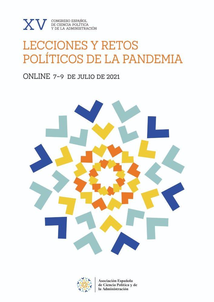 Últimas noticias sobre el XV Congreso AECPA, online del 7 al 9 de julio de 2021