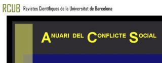 Convocatoria de artículos para el número 12 del Anuario del Conflicto Social