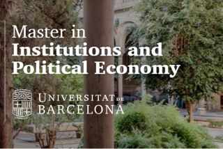 Master in Institutions and Political Economy (MIPE)