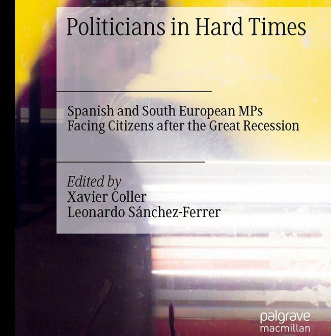 Nueva publicación: 'Politicians in Hard Times'